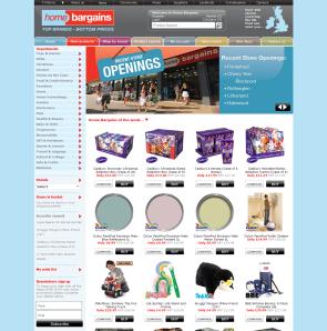 Home Bargains Online